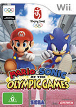 Mario & Sonic at the Olympic Games (preowned)