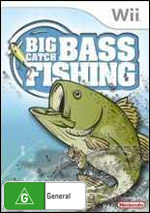 Big Catch Bass Fishing (preowned)