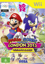 Mario & Sonic at the London 2012 Olympic Games (preowned)