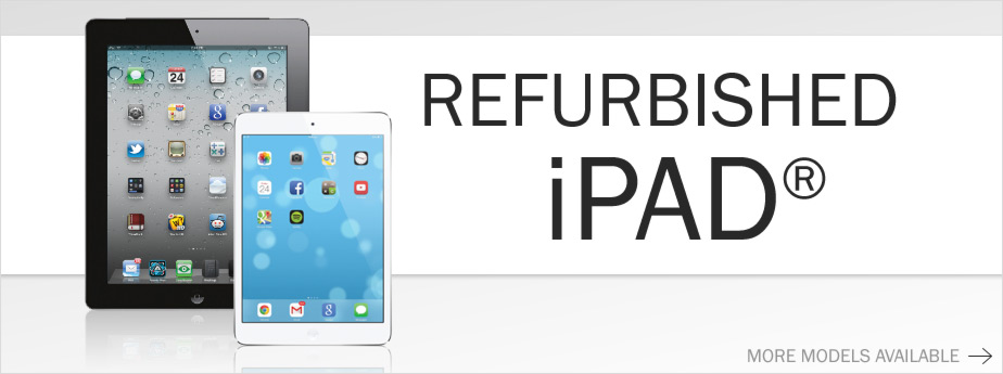 iPads refurbished by EB Games