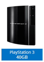 40Gb Sony PlayStation 3 Console (Refurbished by EB Games)