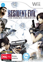 Resident Evil: The Darkside Chronicles (preowned)