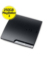 250GB PlayStation 3 (preowned)