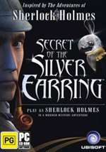 Sherlock Holmes: The Silver Earring (preowned)