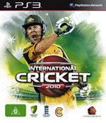 International Cricket 2010 (preowned)