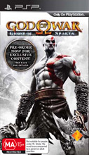 God of War Ghost of Sparta (preowned)