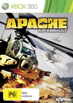 Apache: Air Assault (preowned)