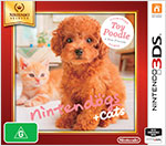 Nintendogs + Cats: Toy Poodle & New Friends (preowned)