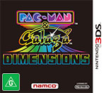 Pac-Man and Galaga Dimensions (preowned)