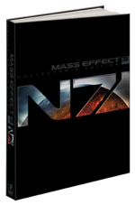 Mass Effect 3 Collector's Edition hintbook