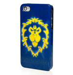 World of Warcraft Alliance Logo iPhone Case