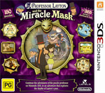 Professor Layton and the Miracle Mask (preowned)