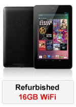 Nexus 7 from Google™ 16GB (Refurbished by EB Games) (preowned)