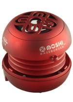 Moshi BassBurger Speaker - Red