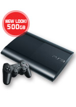 New Look 500GB PlayStation 3 Console