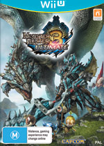 Monster Hunter 3 Ultimate (preowned)
