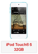 iPod Touch® 5 32GB (Refurbished by EB Games)