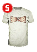 BioShock Infinite: Shock Jockey T-Shirt (White) - Small