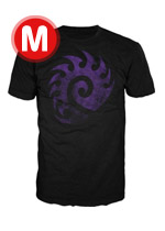 StarCraft II: Zerg T-Shirt - Medium