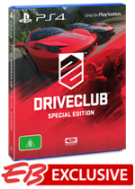 DriveClub Special Edition