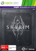 The Elder Scrolls V: Skyrim Legendary Edition (preowned)