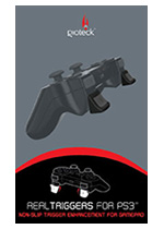 Gioteck Real Triggers for Playstation 3