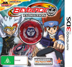 Beyblade Evolution Collectors Edition