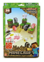 Minecraft Papercraft Animals Set