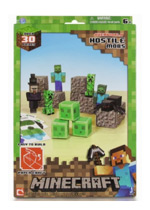Minecraft Papercraft Hostile Set