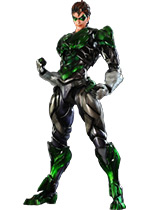 Green Lantern Play Arts Figure