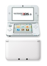 Nintendo 3DS XL White