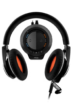 Plantronics RIG Gaming Headset - Black
