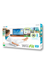 Wii Fit U + Board (preowned)