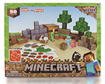 Minecraft Papercraft: Overworld Deluxe Pack