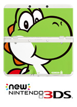 New Nintendo 3DS Cover Plates - No. 004