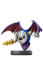 Nintendo amiibo (Super Smash Bros.) - Meta Knight Character Figure
