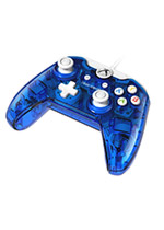 Rock Candy - Wired Xbox One Controller - Blue