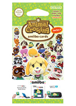 Nintendo amiibo - Animal Crossing Cards