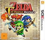 The Legend of Zelda - Tri Force Heroes (Placeholder Price)