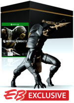 Mortal Kombat X Kollector's Edition by Coarse