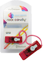 Rock Candy PS3 Bluetooth Communicator - Red