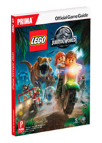 LEGO Jurassic World Strategy Guide