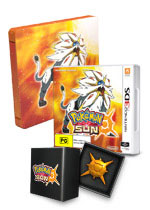Pokémon Sun Collector's Edition