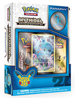 Pokemon Trading Card Game - Manaphy Collection Pin Box