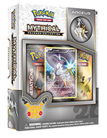 Pokemon Trading Card Game - Arceus Collector Pin Box
