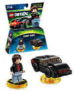 LEGO Dimensions Fun Pack - Knight Rider