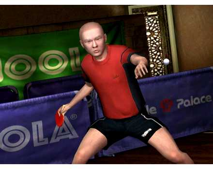 rockstar games table tennis free