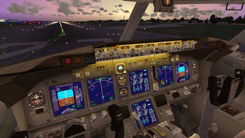 скачать игру flight simulator x через торрент