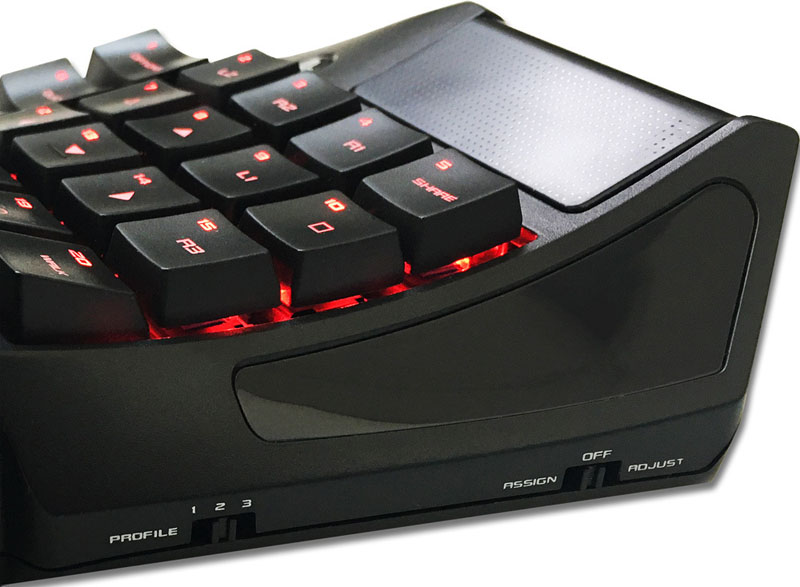 Madison : Ps4 keyboard and mouse for fps games